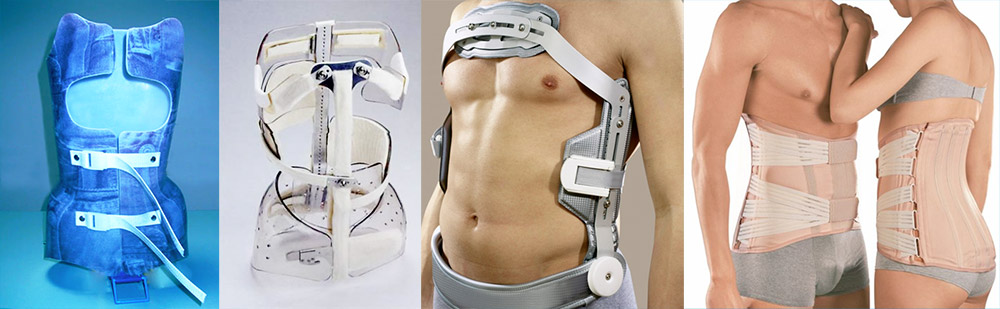 busti e corsetti ortopedici